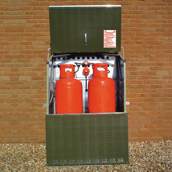 Gas Cylinder Storage And Housing Units For 19 47kg Lpg Bottles