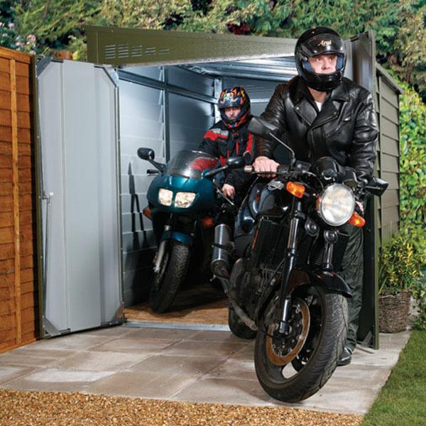 Motorcycle Garages Trimetals