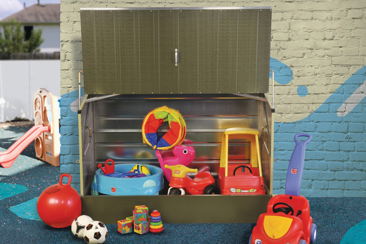Incroyable Outdoor Toy Storage