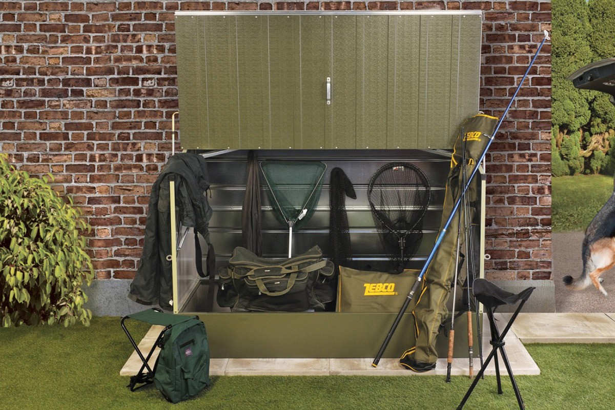 Fishing tackle storage solutions for the home trimetals for Fishing tackle storage