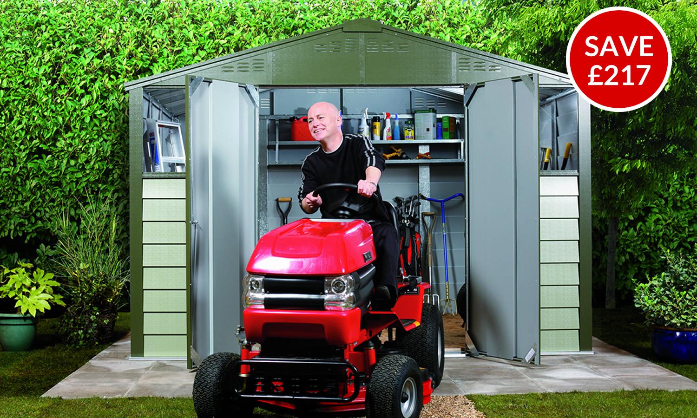 Garden sheds - special offers - Trimetals