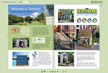 Page Turning Brochure